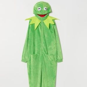 *LAST 1* NWT H&M Kermit onesie